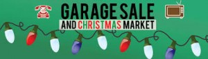 Garage Sale and craft market