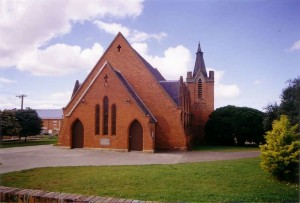 Christ Church St Arnaud